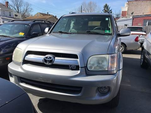 2005 Toyota Sequoia for sale at Chambers Auto Sales LLC in Trenton NJ