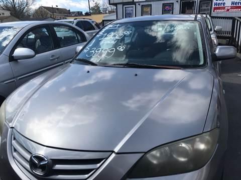 2004 Mazda MAZDA3 for sale at Chambers Auto Sales LLC in Trenton NJ