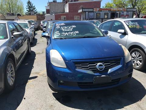 2008 Nissan Altima for sale at Chambers Auto Sales LLC in Trenton NJ