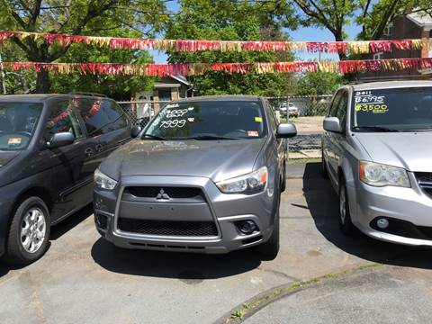 2011 Mitsubishi Outlander Sport for sale at Chambers Auto Sales LLC in Trenton NJ