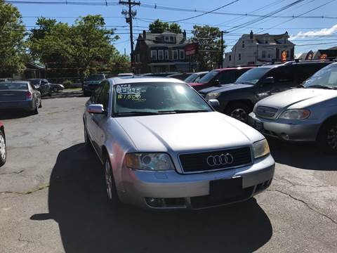2003 Audi A6 for sale at Chambers Auto Sales LLC in Trenton NJ