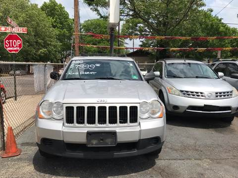 2010 Jeep Grand Cherokee for sale at Chambers Auto Sales LLC in Trenton NJ