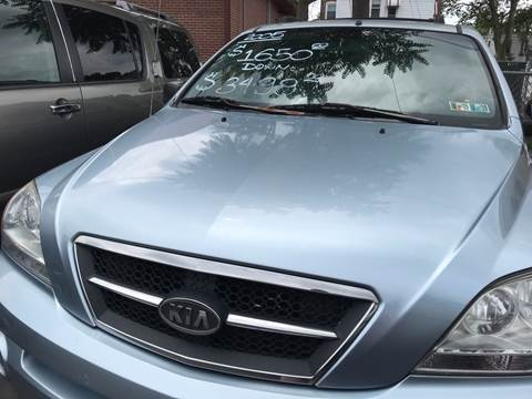 2005 Kia Sorento for sale at Chambers Auto Sales LLC in Trenton NJ
