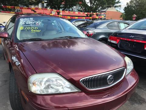 2005 Mercury Sable for sale at Chambers Auto Sales LLC in Trenton NJ