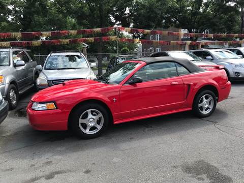 2003 Ford Mustang for sale at Chambers Auto Sales LLC in Trenton NJ