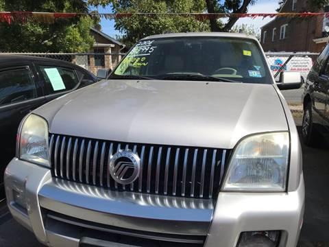 2008 Mercury Mountaineer for sale at Chambers Auto Sales LLC in Trenton NJ