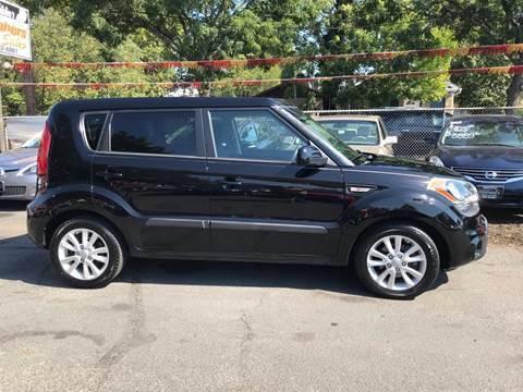2013 Kia Soul for sale at Chambers Auto Sales LLC in Trenton NJ
