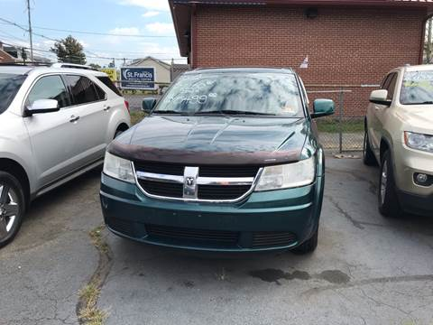 2009 Dodge Journey for sale at Chambers Auto Sales LLC in Trenton NJ