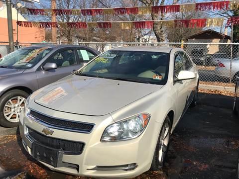 2011 Chevrolet Malibu for sale at Chambers Auto Sales LLC in Trenton NJ