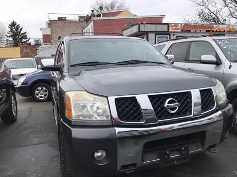 2004 Nissan Armada for sale at Chambers Auto Sales LLC in Trenton NJ
