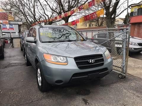 2008 Hyundai Santa Fe for sale at Chambers Auto Sales LLC in Trenton NJ