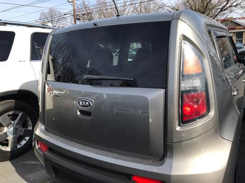 2011 Kia Soul for sale at Chambers Auto Sales LLC in Trenton NJ