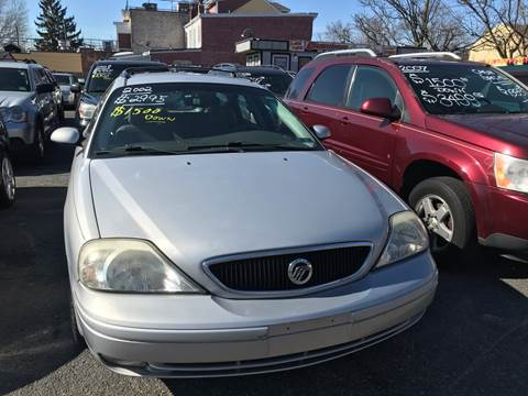 2002 Mercury Sable for sale at Chambers Auto Sales LLC in Trenton NJ