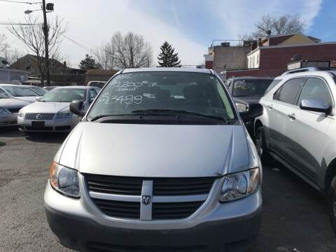 2007 Dodge Caravan for sale at Chambers Auto Sales LLC in Trenton NJ
