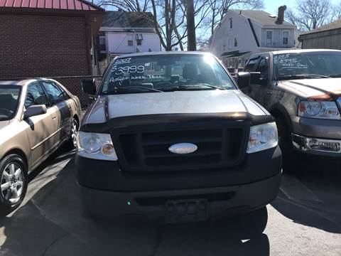 2007 Ford F-150 for sale at Chambers Auto Sales LLC in Trenton NJ