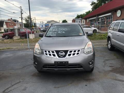 2013 Nissan Rogue for sale at Chambers Auto Sales LLC in Trenton NJ
