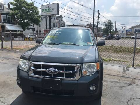 2009 Ford Escape for sale at Chambers Auto Sales LLC in Trenton NJ