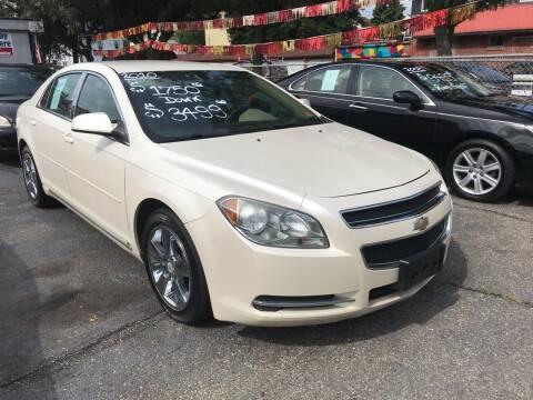 2010 Chevrolet Malibu for sale at Chambers Auto Sales LLC in Trenton NJ