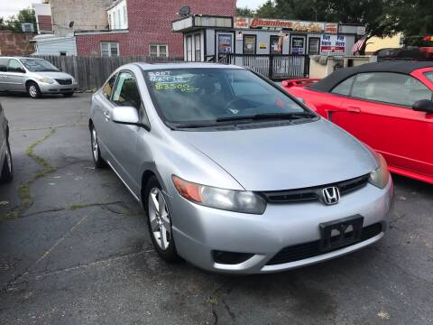 2007 Honda Civic for sale at Chambers Auto Sales LLC in Trenton NJ