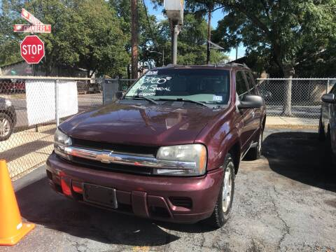 2006 Chevrolet TrailBlazer for sale at Chambers Auto Sales LLC in Trenton NJ