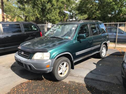 2001 Honda CR-V for sale at Chambers Auto Sales LLC in Trenton NJ