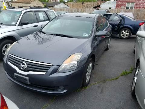 2007 Nissan Altima for sale at Chambers Auto Sales LLC in Trenton NJ