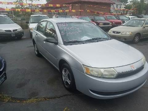 2004 Saturn Ion for sale at Chambers Auto Sales LLC in Trenton NJ