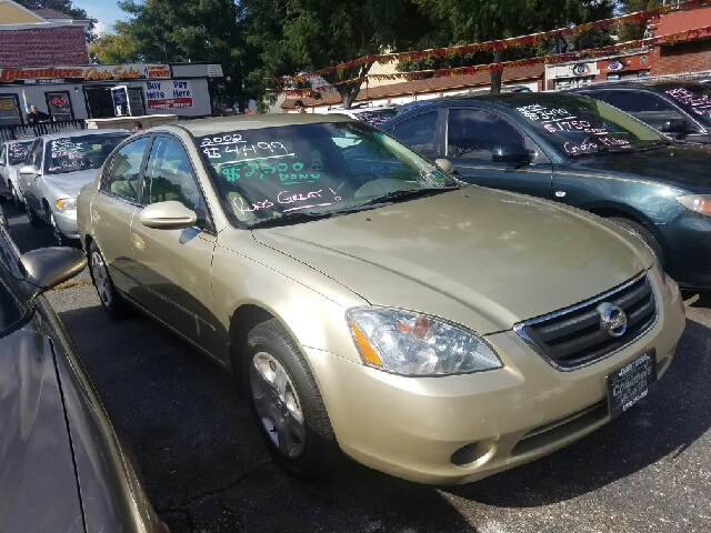 2002 Nissan Sentra for sale at Chambers Auto Sales LLC in Trenton NJ