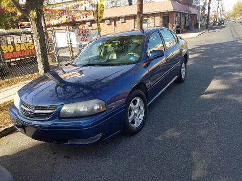 2004 Chevrolet Impala for sale at Chambers Auto Sales LLC in Trenton NJ