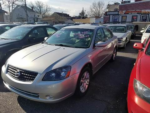 2006 Nissan Altima for sale at Chambers Auto Sales LLC in Trenton NJ