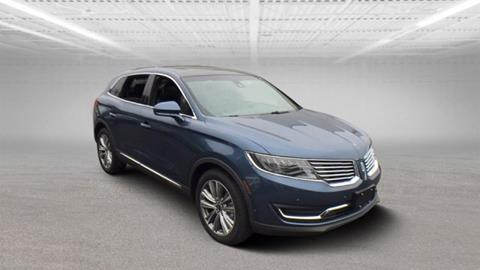 2018 Lincoln MKX for sale in Woodbridge, CT
