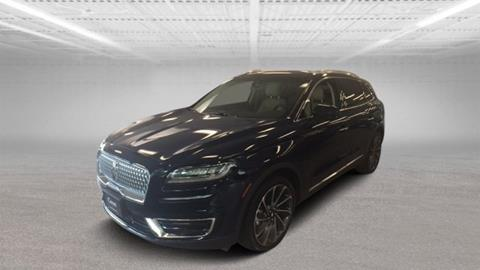 2019 Lincoln Nautilus for sale in Woodbridge, CT