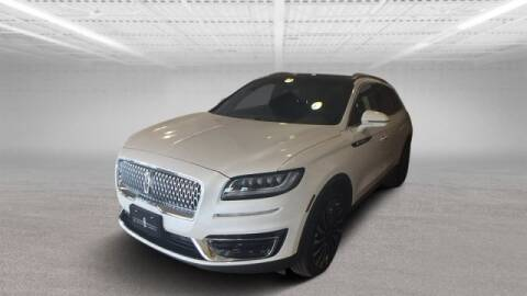 2019 Lincoln Nautilus Black Label for sale at Crest Lincoln of Woodbridge in Woodbridge CT