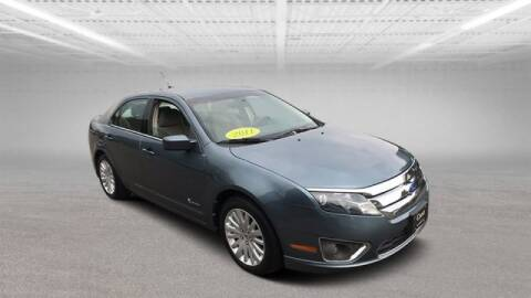 2011 Ford Fusion Hybrid for sale at Crest Lincoln of Woodbridge in Woodbridge CT