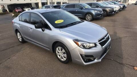 2015 Subaru Impreza 2.0i for sale at Crest Lincoln of Woodbridge in Woodbridge CT