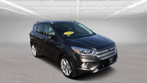2019 Ford Escape Titanium for sale at Crest Lincoln of Woodbridge in Woodbridge CT