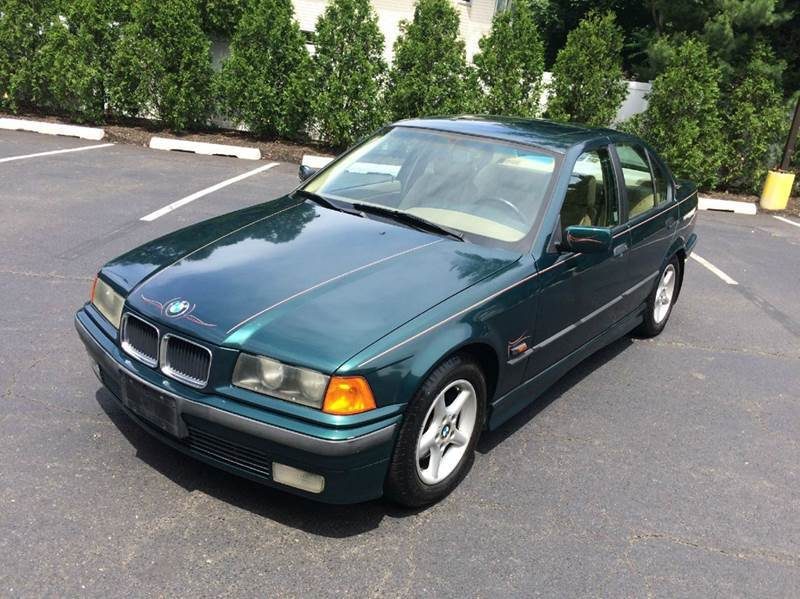 1996 Bmw 3 Series 328i 4dr Sedan In North Bergen NJ - KBB Auto Sales