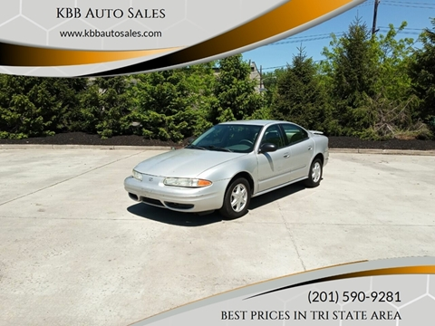 2004 Oldsmobile Alero for sale in North Bergen, NJ