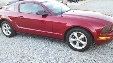 2008 Ford Mustang for sale in Lamar, MS