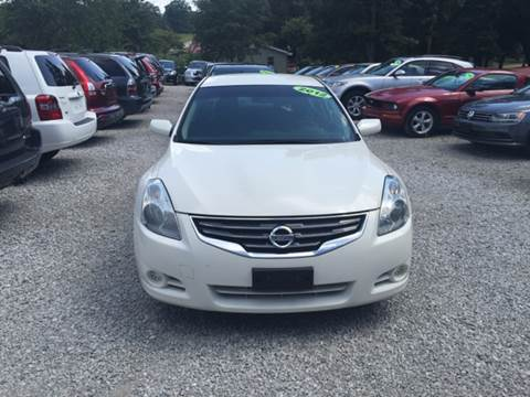 2012 Nissan Altima for sale in Lamar, MS