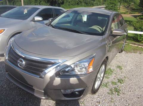 2013 Nissan Altima for sale in Lamar, MS