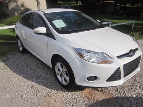 2013 Ford Focus for sale in Lamar, MS