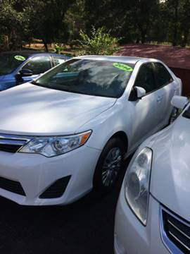 2014 Toyota Camry for sale in Lamar, MS