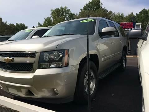 2009 Chevrolet Tahoe for sale in Lamar, MS