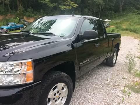 2011 Chevrolet Silverado 1500 for sale in Lamar, MS