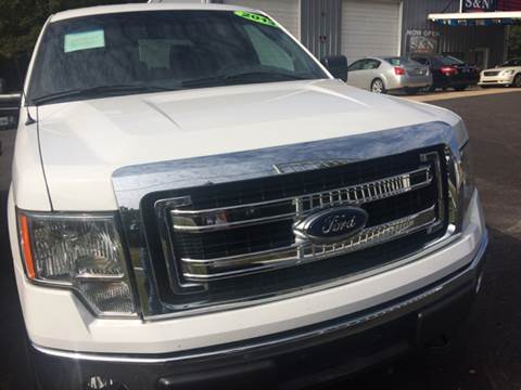 2013 Ford F-150 for sale in Lamar, MS