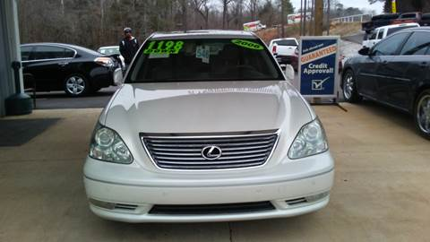 2006 Lexus LS 430 For Sale In Lamar, MS