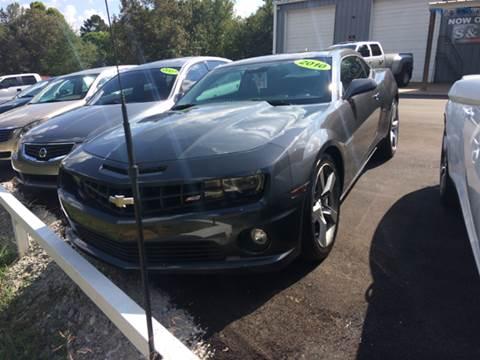 2010 Chevrolet Camaro for sale in Lamar, MS