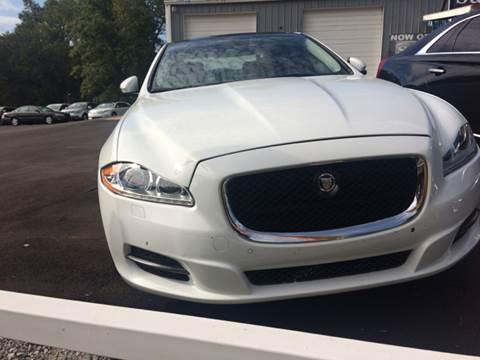 2011 Jaguar XJL for sale in Lamar, MS