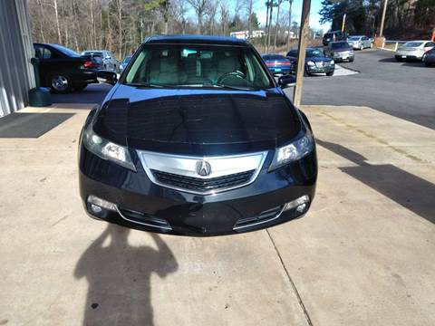 2013 Acura TL for sale in Lamar, MS